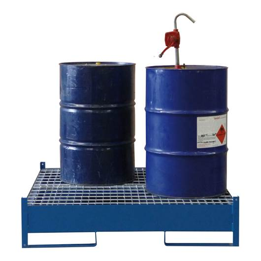 Picture of Sump Drum Storage Pallets