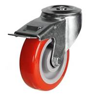 Picture of Bolt Hole Medium Duty Castors