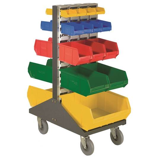 Picture of Mobile Bin Trolley