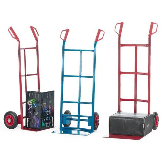 Picture of Sack and Case Sack Trucks