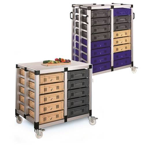 Picture of Preparation Trolleys