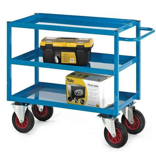 Picture of Heavy Duty Tray Trolleys