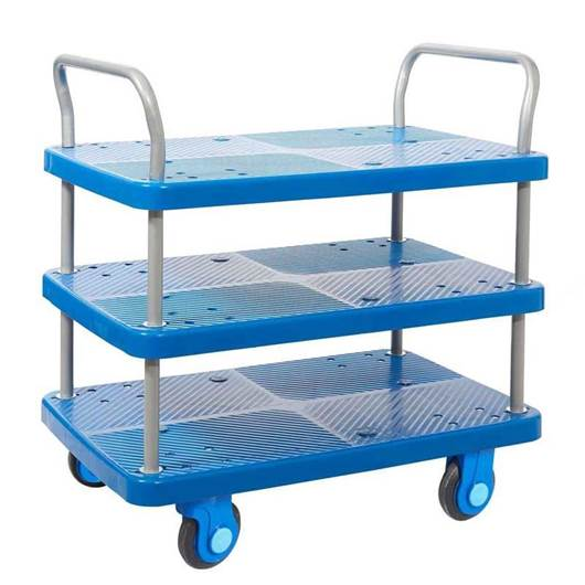 Picture of Proplaz Super Silent Three Tier Trolley