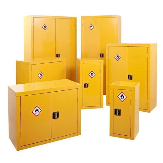 Picture of Hazardous Materials Storage Cupboards