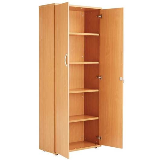Picture of Fraction Cupboard with 4 Shelves