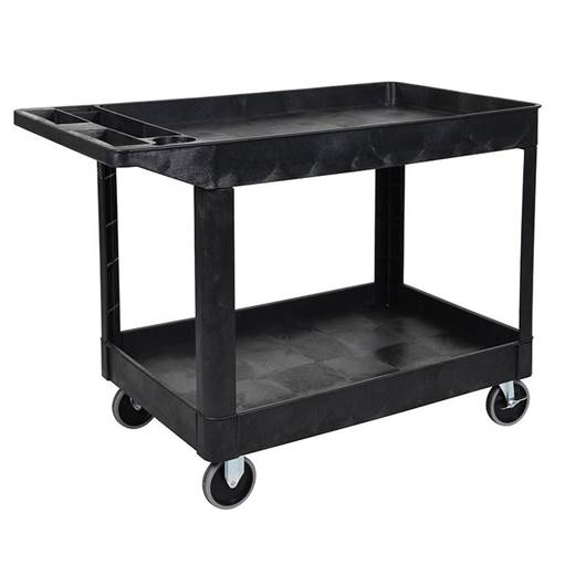 Picture of Plastic Multi-Purpose Large Shelf Trolley